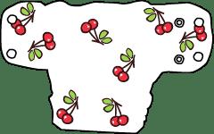 Couche en cotton bio réutilisable eco-responsable